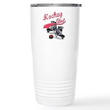 Unique Girl goalie Travel Mug