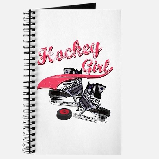 Unique Hockey chick Journal