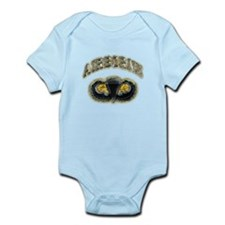 US Army Airborne Wings Infant Bodysuit