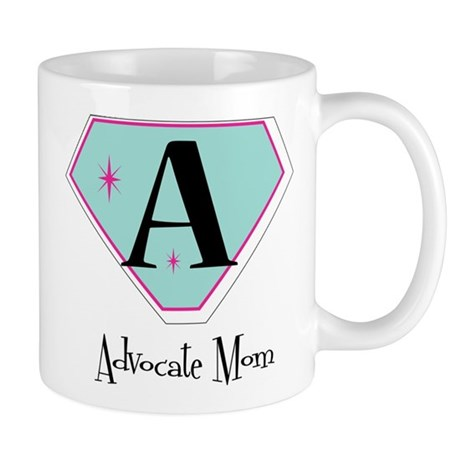 ADVOCATE MOM Mugs
