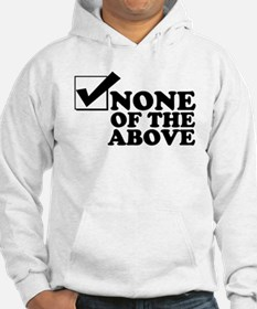 Monty Buys Your Vote Hoodie