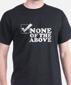 Monty Buys Your Vote T-Shirt