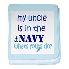 Funny Sailors baby blanket