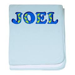 Joel baby blanket