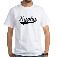 Black Vintage Hyphy Shirt