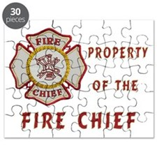 Fire Chief Property Puzzle