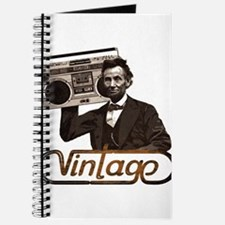 BOOMBOX ABE LINCOLN Journal