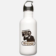 BOOMBOX ABE LINCOLN Water Bottle