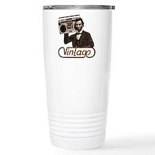 BOOMBOX ABE LINCOLN Travel Mug
