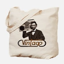 BOOMBOX ABE LINCOLN Tote Bag