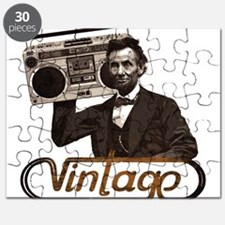 BOOMBOX ABE LINCOLN Puzzle