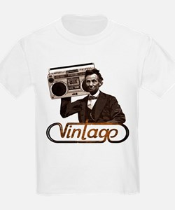 BOOMBOX ABE LINCOLN T-Shirt