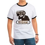 BOOMBOX ABE LINCOLN Ringer T