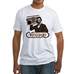BOOMBOX ABE LINCOLN Fitted T-Shirt