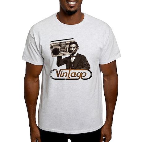 BOOMBOX ABE LINCOLN Light T-Shirt