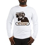 BOOMBOX ABE LINCOLN Long Sleeve T-Shirt