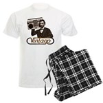 BOOMBOX ABE LINCOLN Men's Light Pajamas