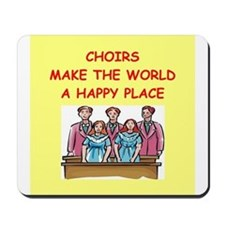 choirs Mousepad