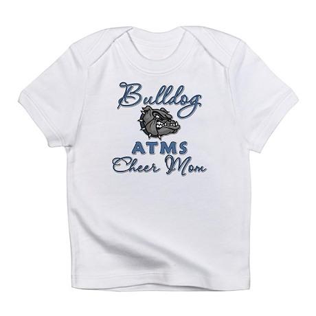 Bulldog ATMS Cheer Mom Infant T-Shirt