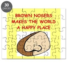 brown nosers Puzzle