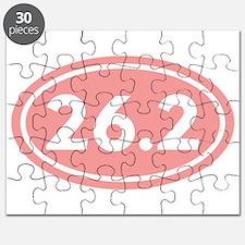 Unique Marathon runners Puzzle