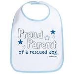 Proud Parent (Dog) Bib