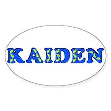 Kaiden Decal