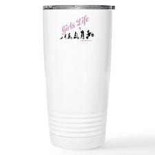 Girls Life Travel Mug
