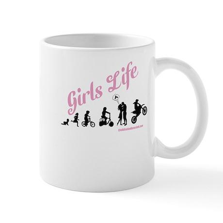Girls Life Mug