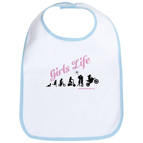 Girls Life Bib