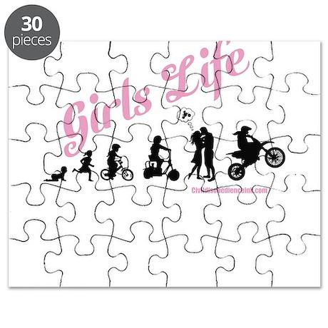 Girls Life Puzzle