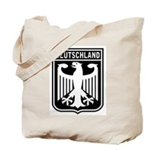 Deutschland Eagle Tote Bag