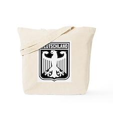 Deutschland Eagle Tote Bag