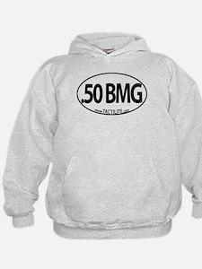 .50 BMG Euro Style Hoodie