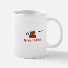 eye heart turkish coffee Mug