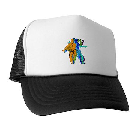 Tai-Chi Trucker Hat