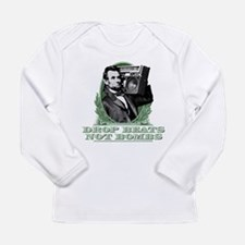 Abe Lincoln - Drops Bea Long Sleeve Infant T-Shirt