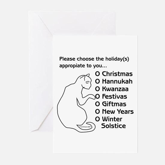 Appropriate Holiday:Santa Address/ Greeting Cards