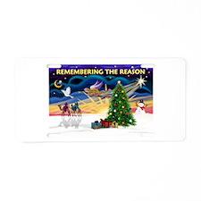 Remember (CSunrise) Aluminum License Plate