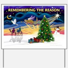 Remember (CSunrise) Yard Sign