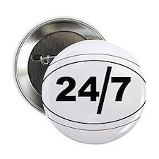 """24/7 2.25"""" Button"""
