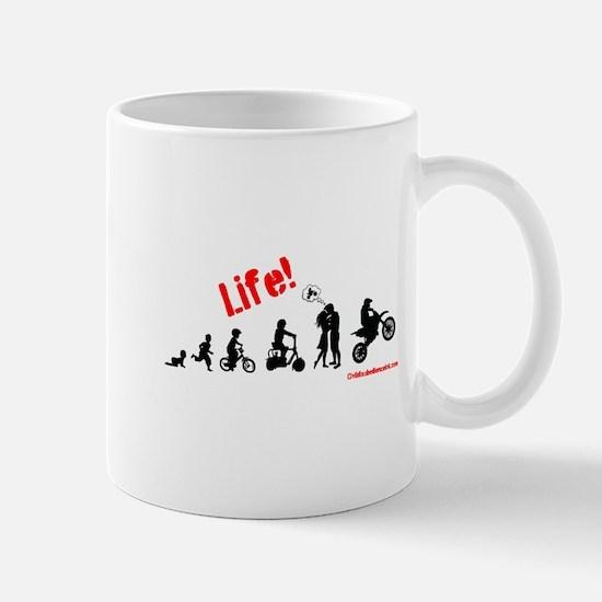 Life (guys) Mug