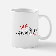 Life (guys) Small Mugs