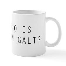 Who is John Galt Mug