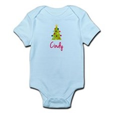Christmas Tree Cindy Infant Bodysuit