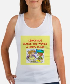 lemonade Women's Tank Top