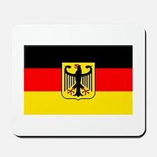 Deutschland German Flag Mousepad