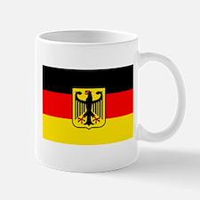 Deutschland German Flag Mug