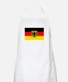 Deutschland German Flag BBQ Apron