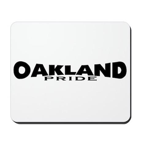 Oakland Pride Light (www.repo Mousepad
